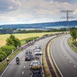 Ein Tag in der deutschen Radsport-Spitze