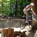 Freeride-Wettbewerbe am Schiffenberg