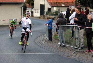 Tim Nissel gewint in Fulda