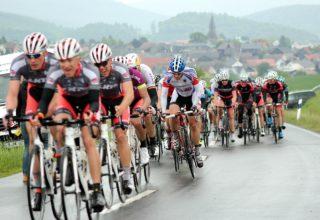 Radrennen in Dautphe