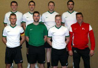 5er-Radball-Team vom RSV Krofdorf-Gleiberg
