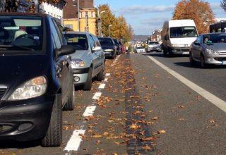 Frankfurter Straße in Gießen