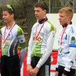 Fünf Medaillen für RSG Gießen und Wieseck