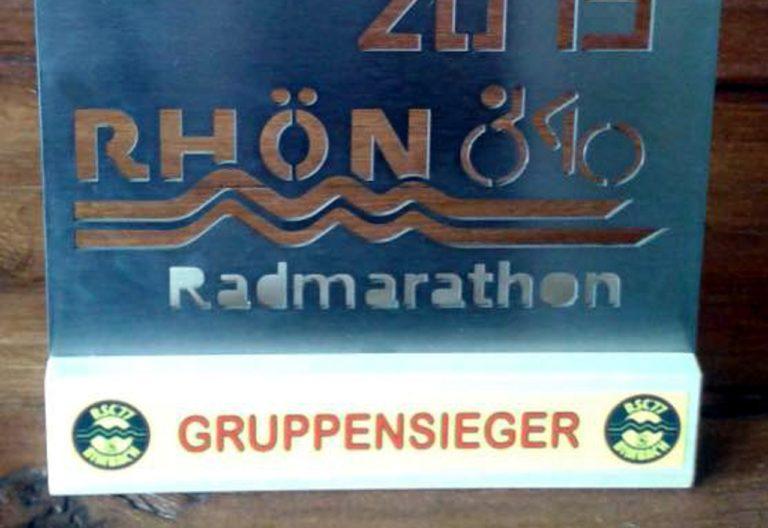 Pokal des Rhön-Radmarathon