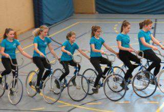 Vereinsmeisterschaft im Kunstradsport des RSV Krofdorf-Gleiberg