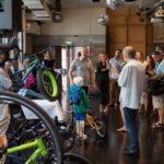 Alle Arten von Fahrrädern werden 2017 gefeiert
