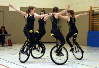 Bezirksmeisterschaft im Kunstradsport im Radsportbezirk Taunus-Wetterau