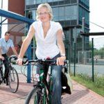 "Neues Zertifikat ""Fahrradfreundlicher Arbeitgeber"""