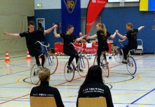 Kunstradsport Junioren 4er RSV Krofdorf-Gleiberg