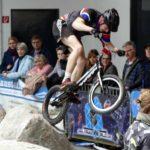 Zwei Podestplätze für Trial-Sportler in Berlin