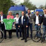 """""""Rad-Aktiv 2017"""" und Blaulichttag in Gießen"""