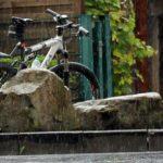 Regengebiet statt Lahnpark-Radtour verbindet