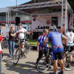 Bundes-Radsport-Treffen in Hannover gestartet