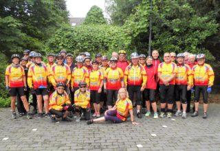 Radwandern des RVG Hungen. Foto: Martina Beele-Peters