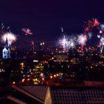 Willkommen 2018 – Prosit Neujahr!