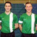 Deutschlandpokal und Hessenliga spielen