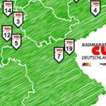 Radmarathon-Cup kommt drei Mal nach Hessen