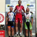 Axel Hauschke schafft Hessenmeister-Triple