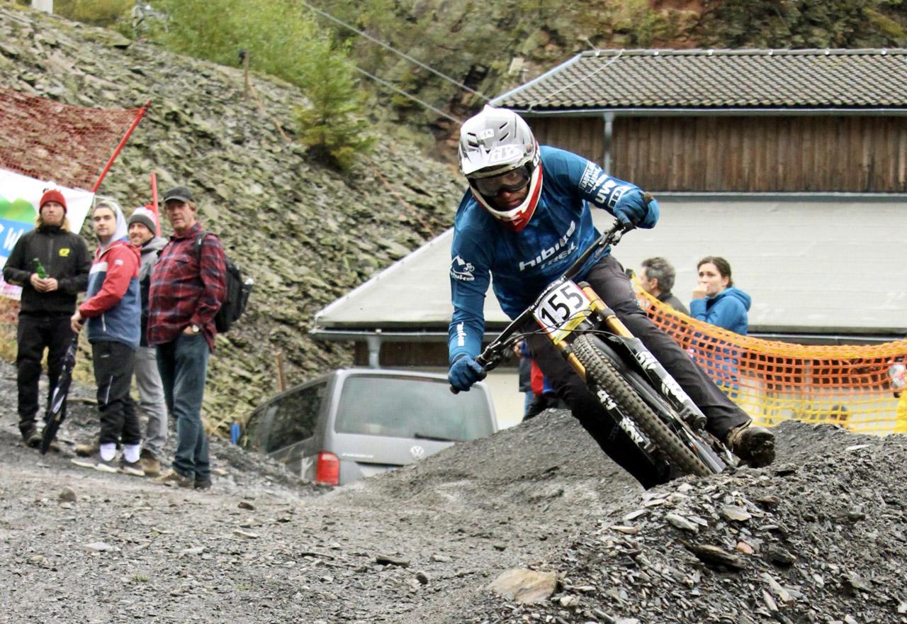 Downhill DM: Platz fünf für Marcel Schinke