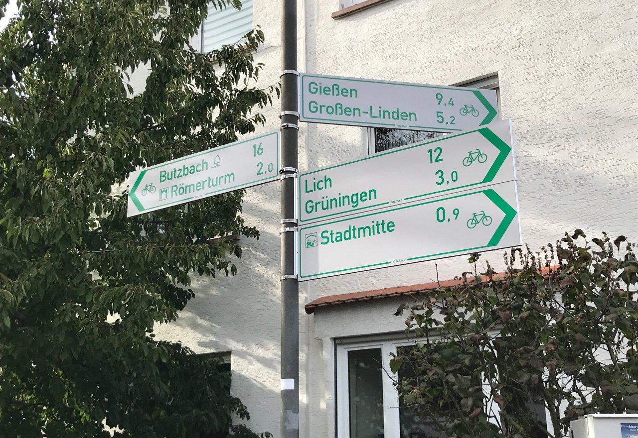 Umfrage: Wie fahrradfreundlich ist Pohlheim?